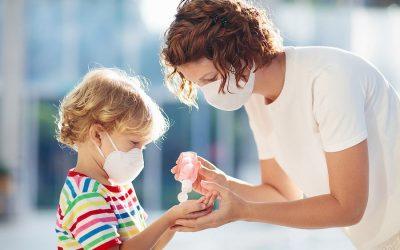 Helping Children Scared of Coronavirus